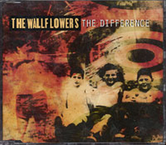 Wallflowers The The Difference Cd Single Ep Rare