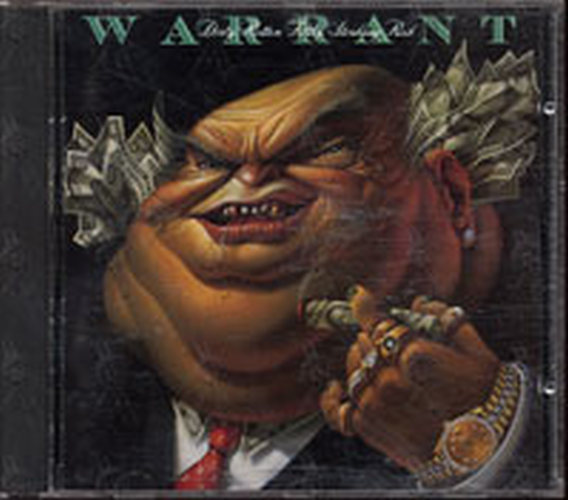 Warrant Dirty Rotten Filthy Stinking Rich Album Cd