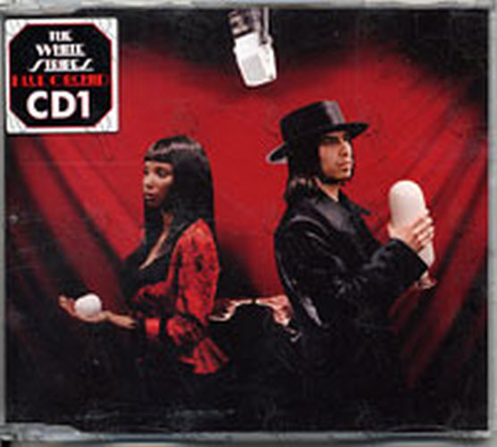 WHITE STRIPES-- THE - Blue Orchid - 1