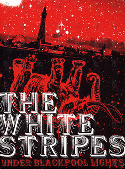 WHITE STRIPES-- THE - Under Blackpool Lights - 1