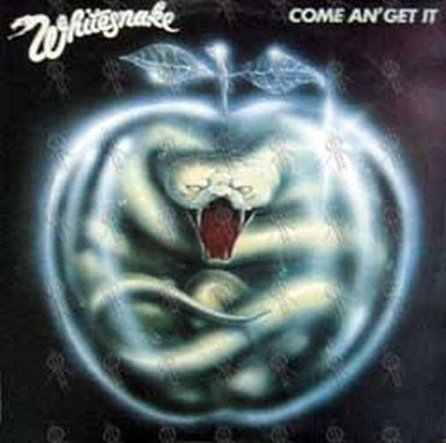 WHITESNAKE - Come An' Get It - 1