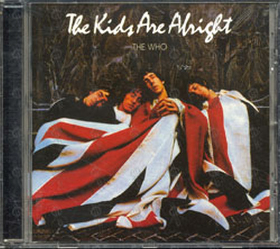 WHO-- THE - The Kids Are Alright - Original Soundtrack - 1
