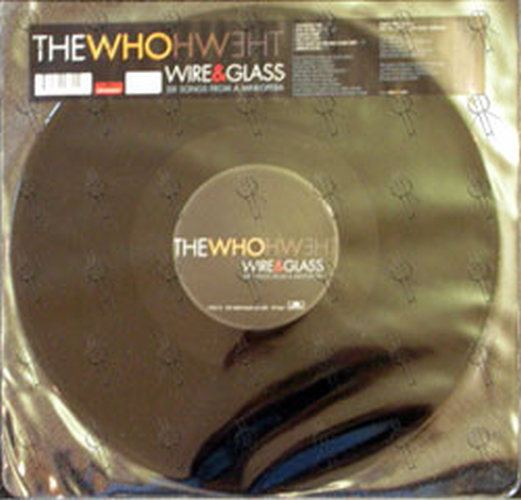 WHO-- THE - Wire & Glass - 1