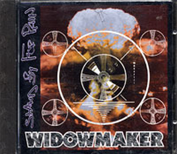 WIDOWMAKER - Strand By For Pain - 1