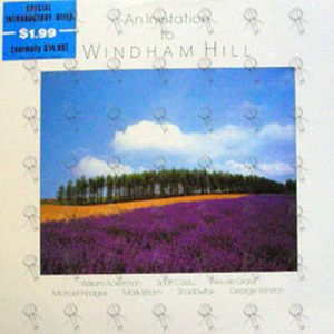 Windham Hill Records Products Rare Records