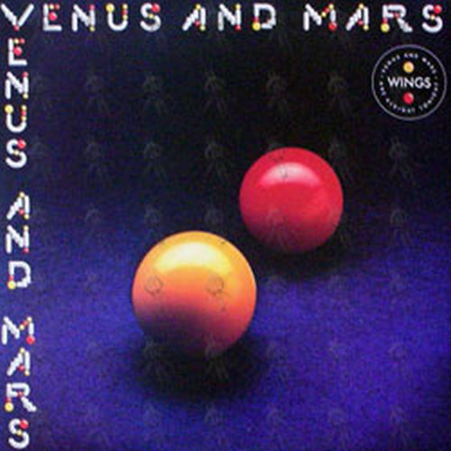 WINGS - Venus And Mars - 1