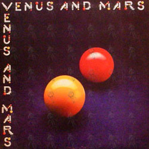WINGS - Venus & Mars - 1