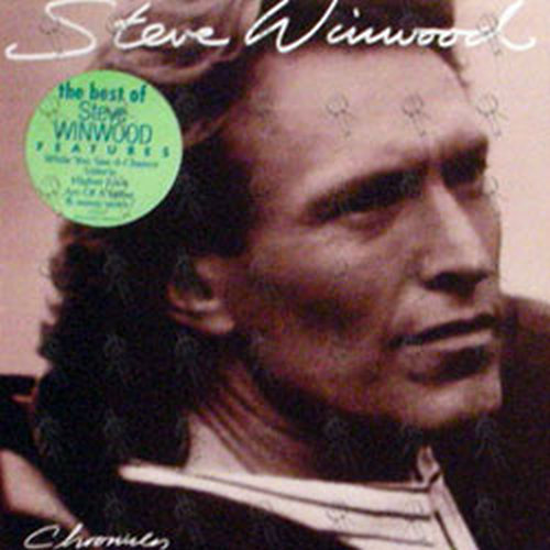 WINWOOD-- STEVE - Chronicles - 1