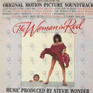 WONDER-- STEVIE - The Woman In Red - 1