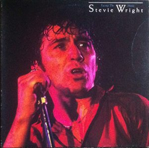 WRIGHT-- STEVIE - Facing The Music - 1