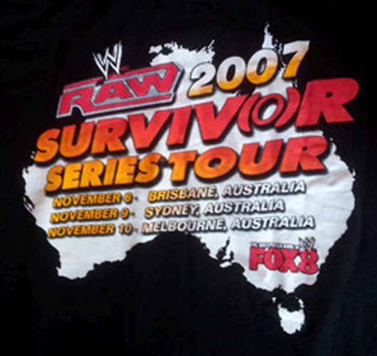 world wrestling entertainment in australia the Wwe australian tour 13k likes get all the up to date information about the epic  wwe super show down as the wwe head to australia this october 6th join.