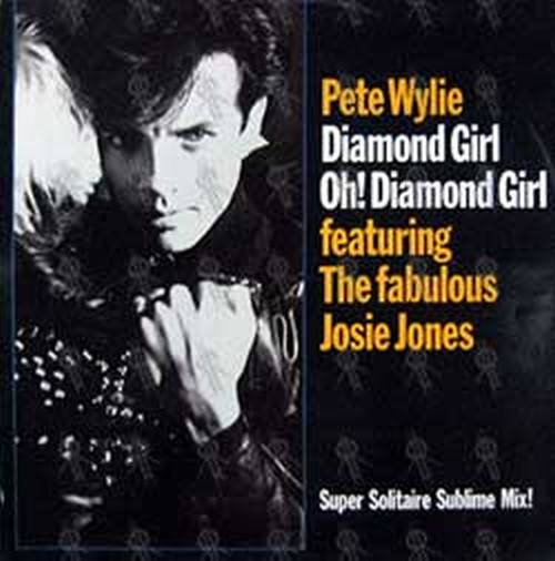 WYLIE-- PETE|JONES-- JOSIE - Diamond Girl Oh! Diamond Girl - 1