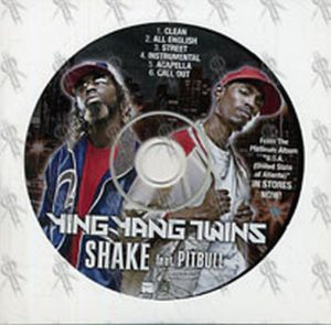 YING YANG TWINS - Shake (Featuring Pitbull) - 1