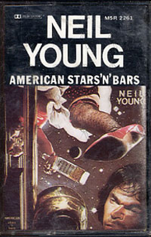 YOUNG, NEIL - American Stars 'N Bars (Audio Tapes) | Rare Records