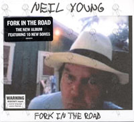 YOUNG-- NEIL - Fork In The Road - 1