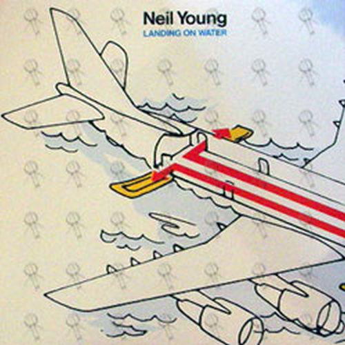 YOUNG-- NEIL - Landing On Water - 1