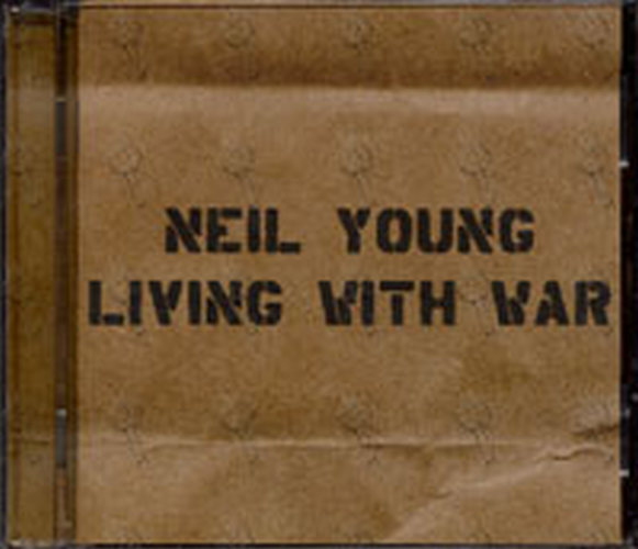 YOUNG-- NEIL - Living With War - 1