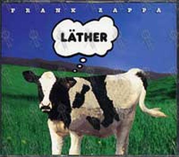 ZAPPA-- FRANK - Lather - 1