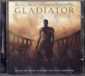 Zimmer hans gerrard lisa music for the motion for Gladiator hans zimmer