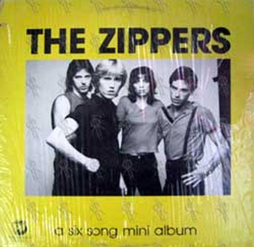 ZIPPERS-- THE - The Zippers - 1