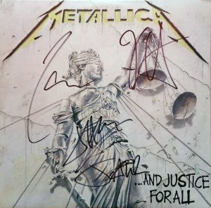 Metallica - And Justice For All - Front