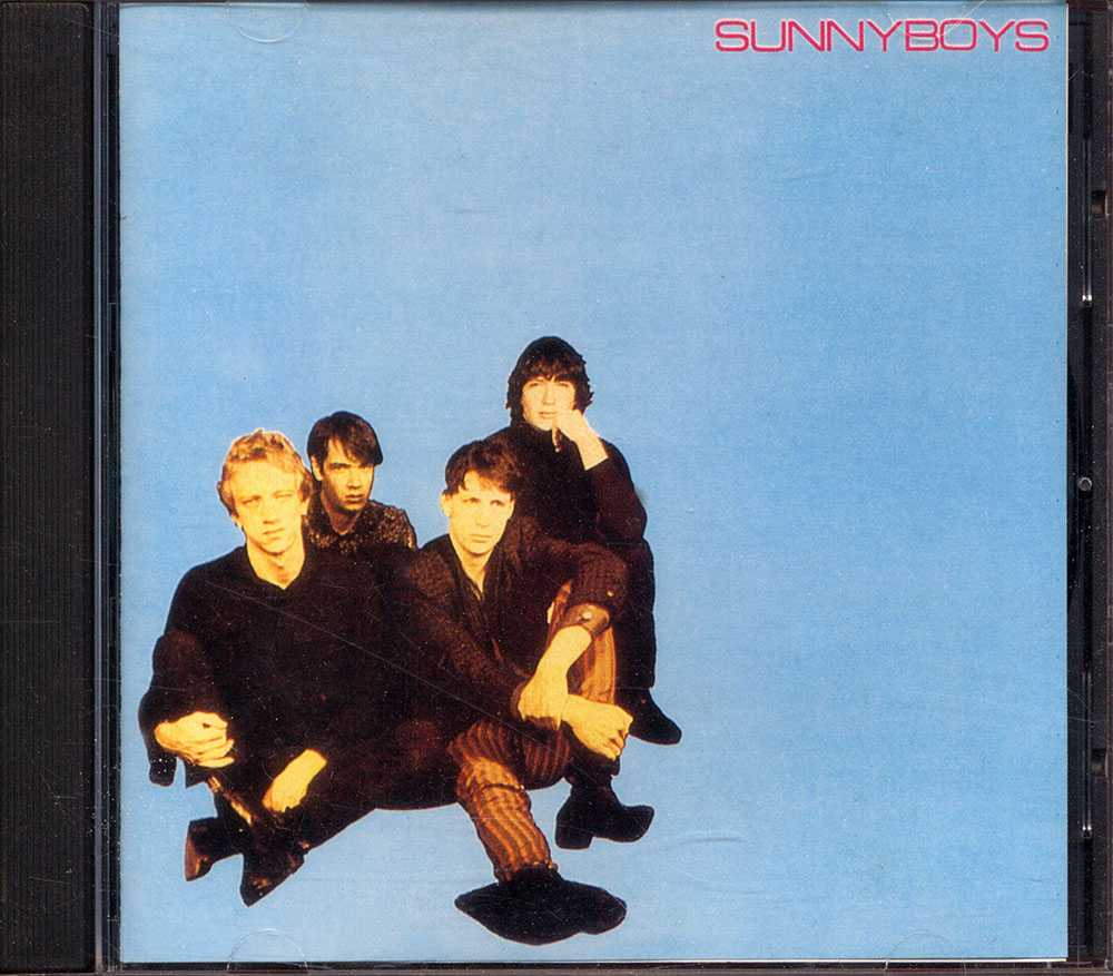 Sunnyboys, The - Shakin' - Live August 1991
