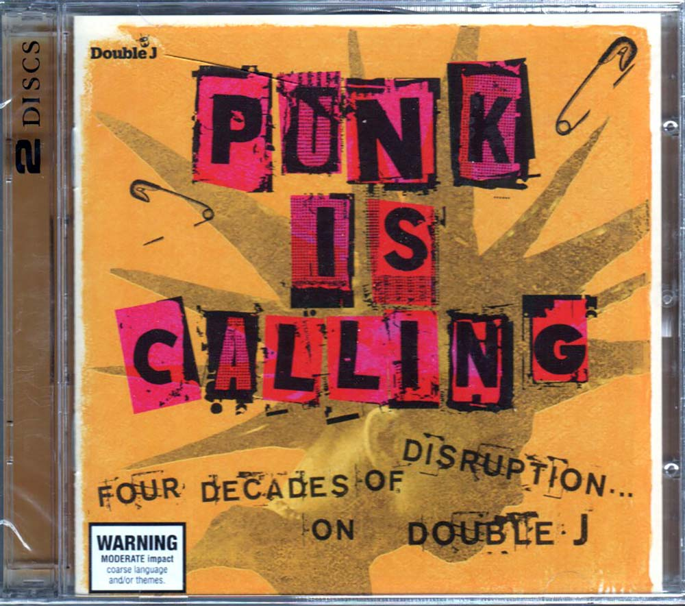 VARIOUS ARTISTS - Punk Is Calling: Four Decade Of ...