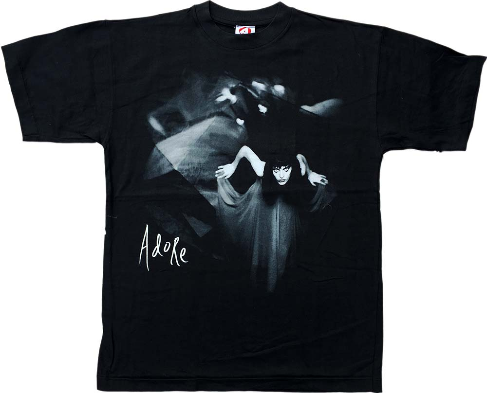 Black t shirt batman - Smashing Pumpkins The Adore Black T Shirt