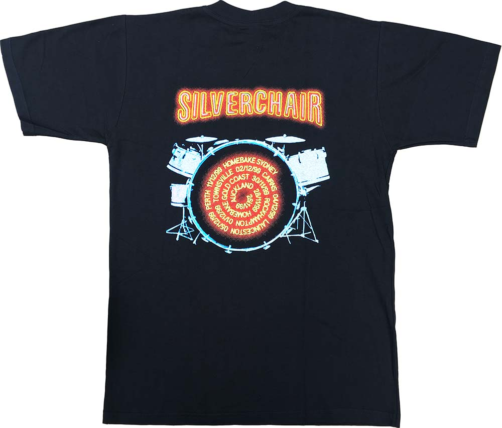 Silverchair Neon Ballroom Glow In The Dark 1999 Oz Tour