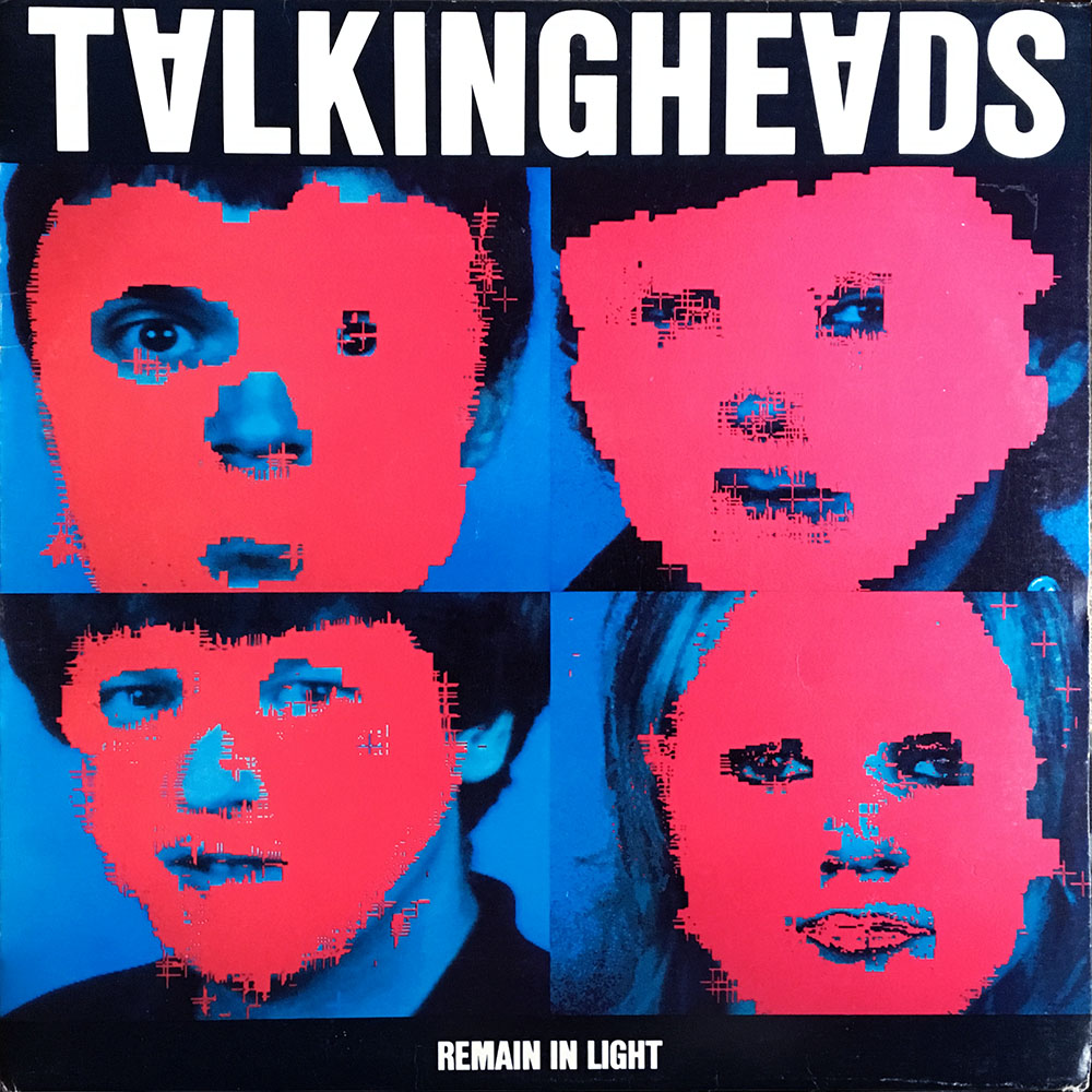 Talking Heads Remain In Light 12 Inch Lp Vinyl