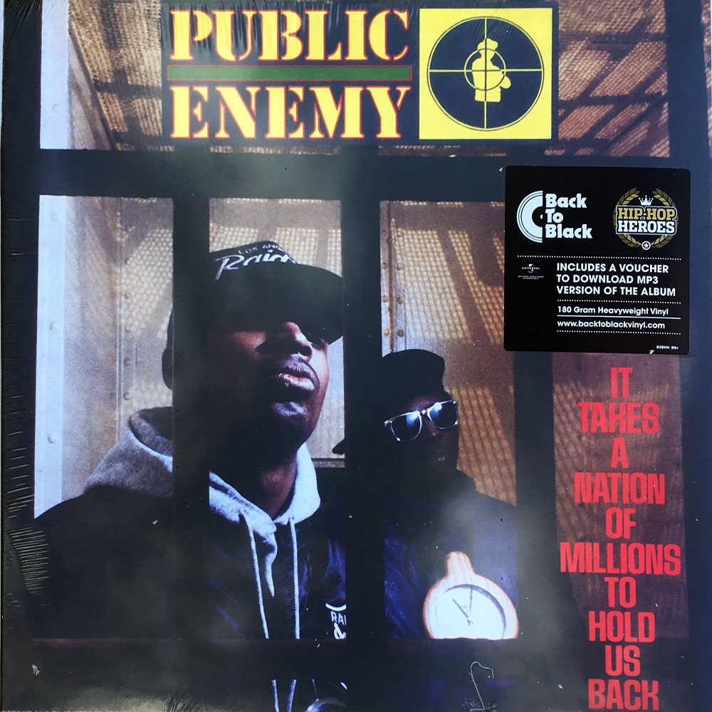 public enemy night of the living baseheads mp3