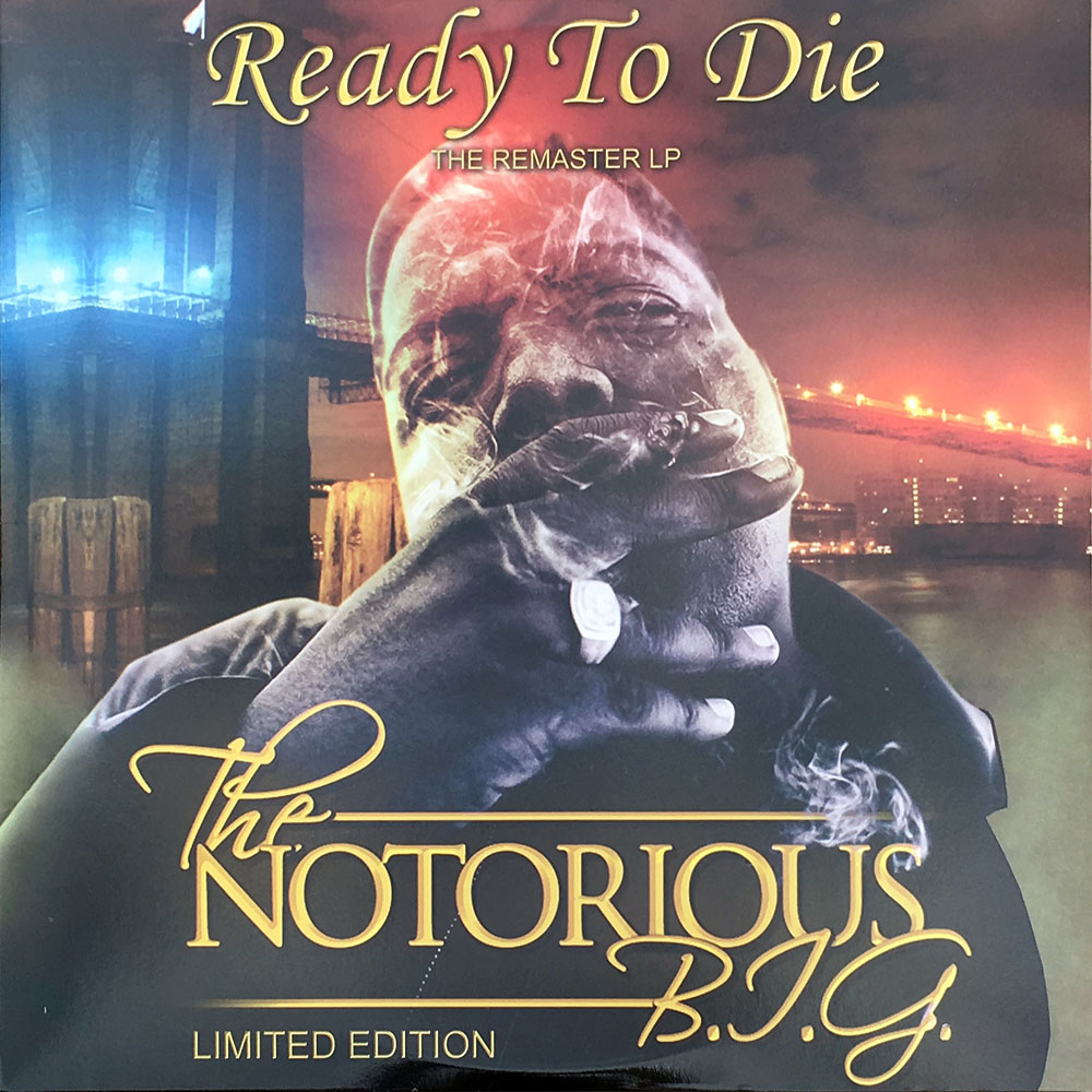 NOTORIOUS B.I.G, THE - Ready To Die (The Remaster LP) (12 ...