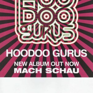 Hoodoo Gurus Products Rare Records