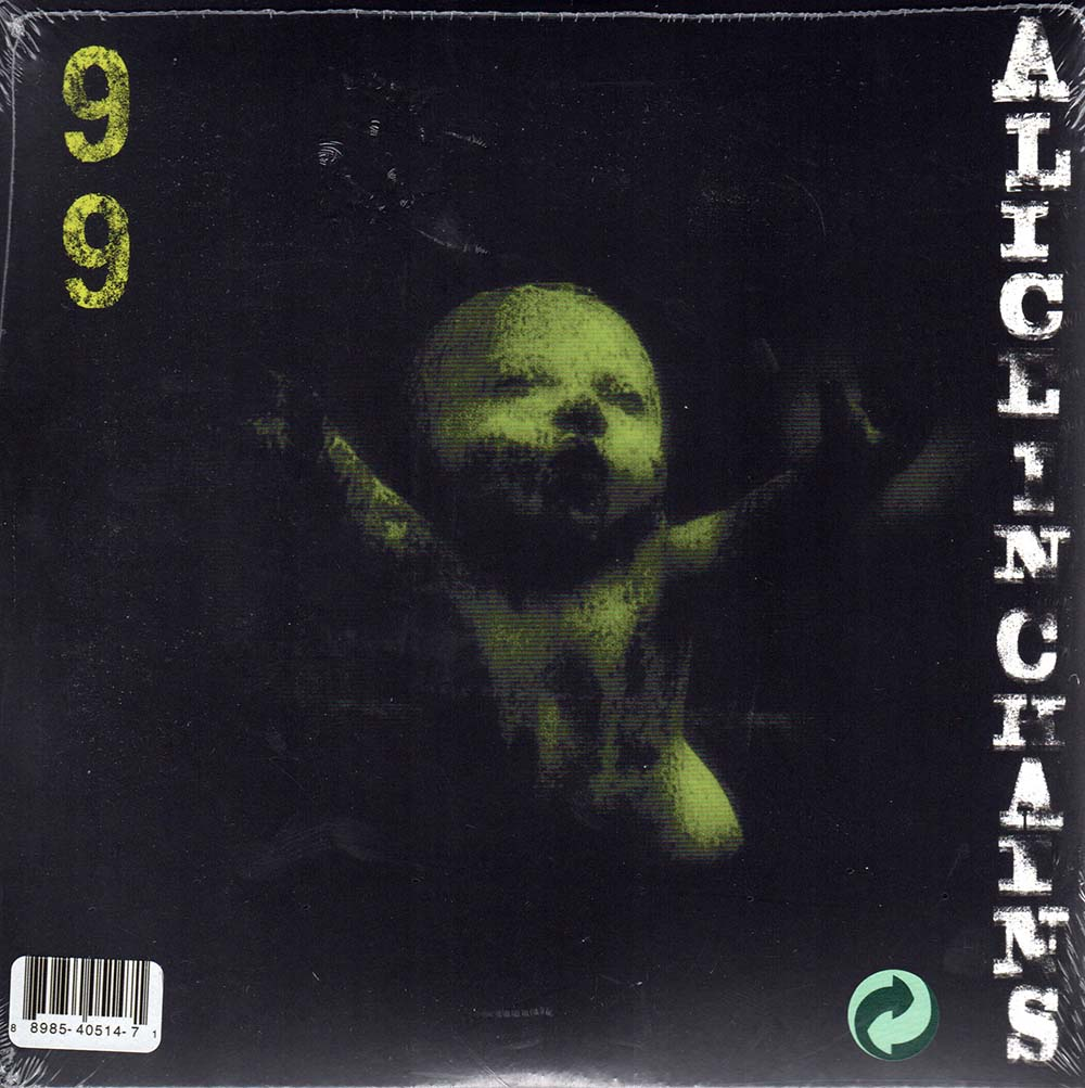 Alice In Chains What The Hell Have I Get Born Again 7