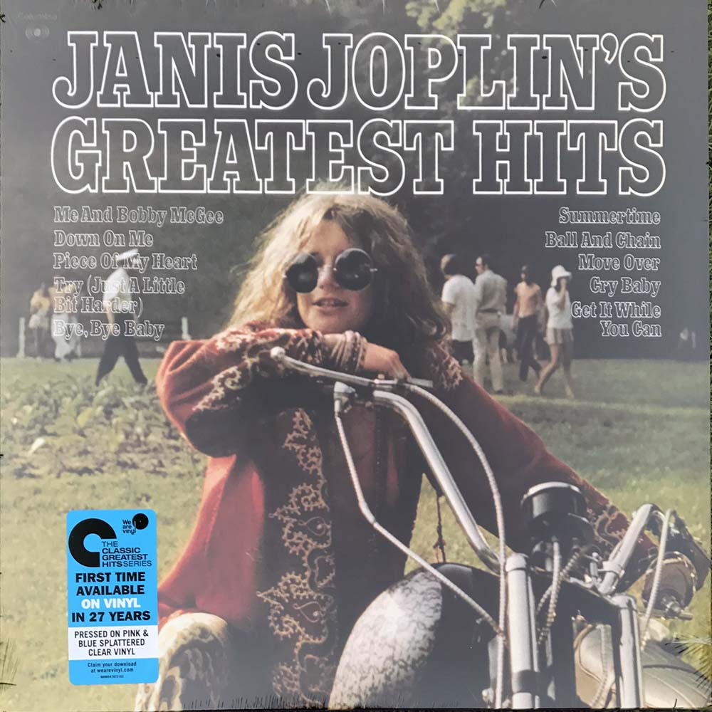 Big Brother And The Holding Company, JOPLIN, JANIS - Untitled