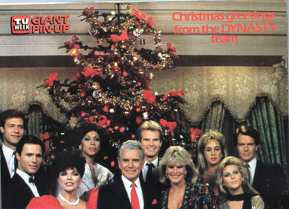 tv week - A Country Christmas Cast