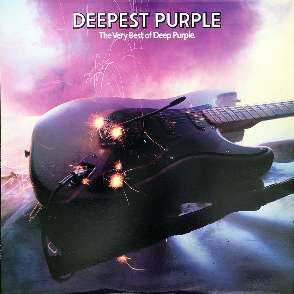 Deep Purple Deepest Purple The Very Best Of Deep Purple