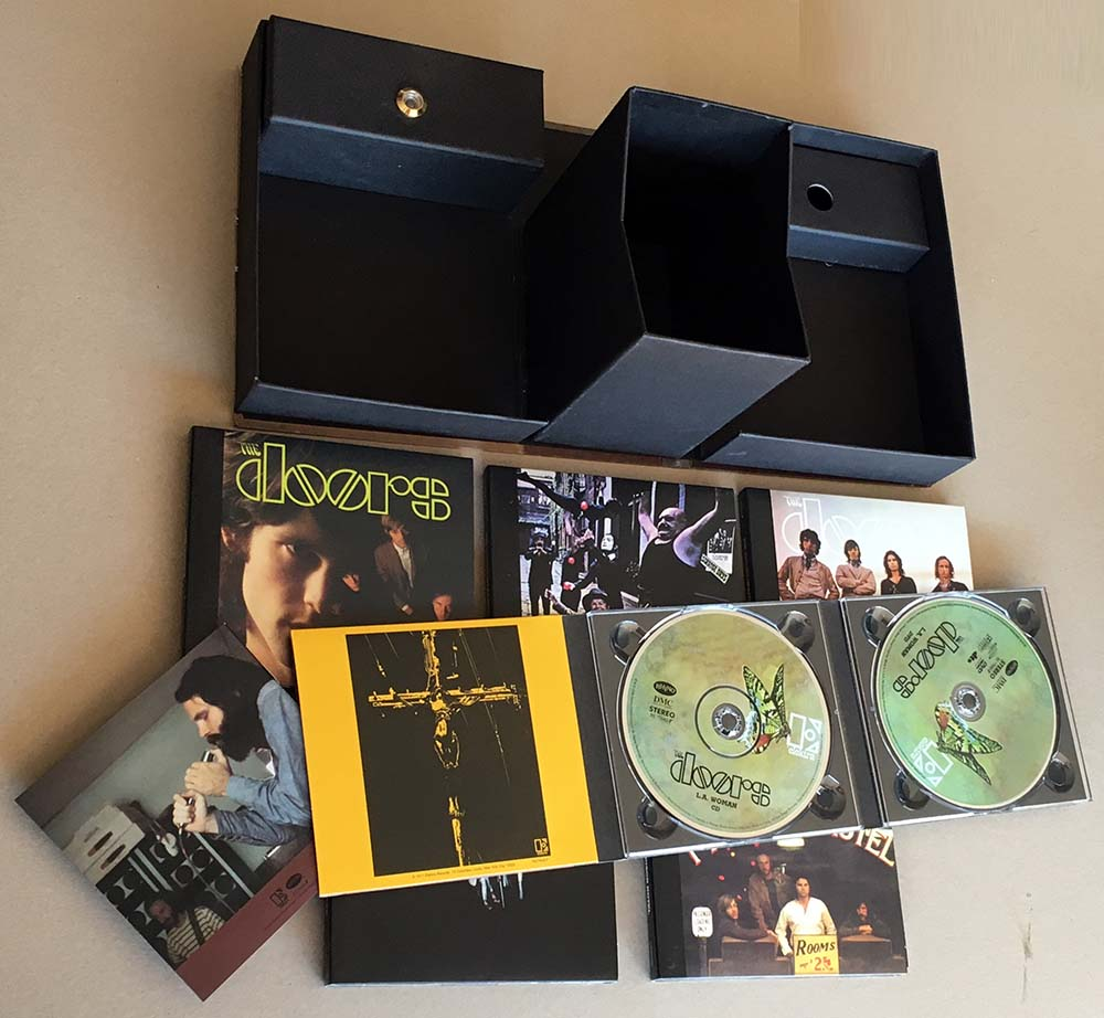 DOORS THE. Perception & DOORS THE - Perception (Album CD DVDs) | Rare Records