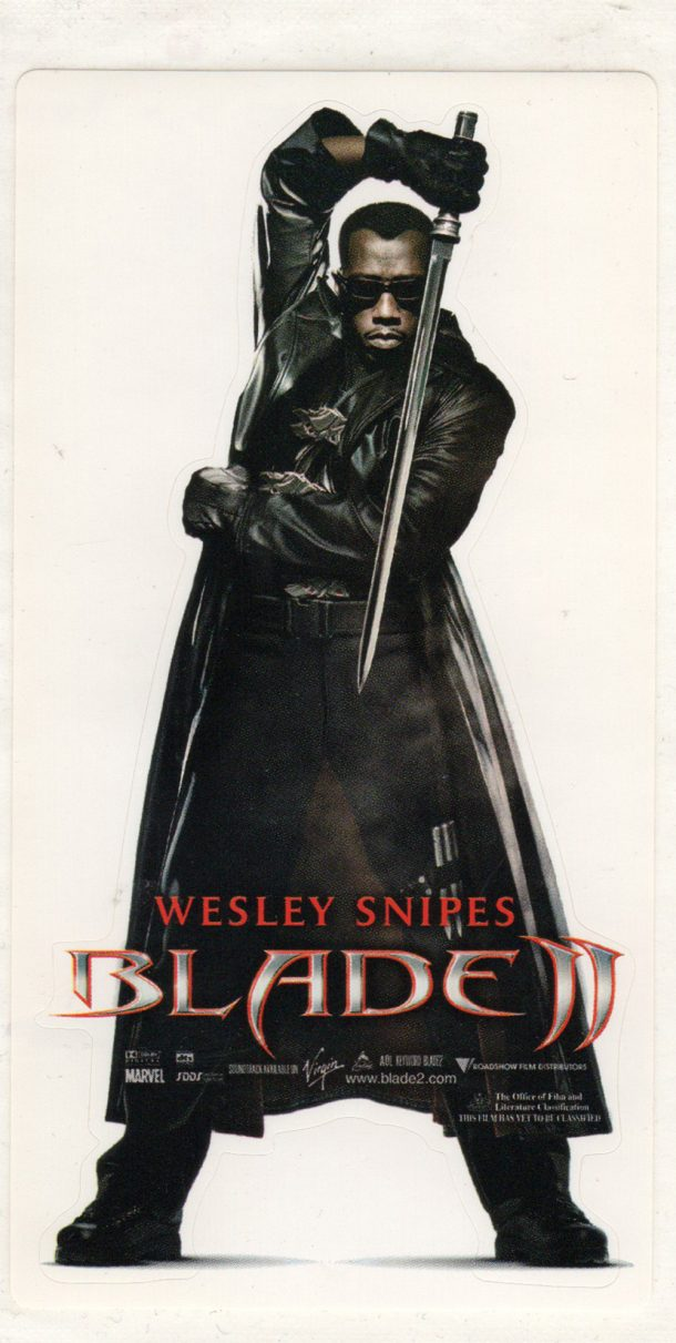 MINT and Rolled Blade II Promotional Movie Poster