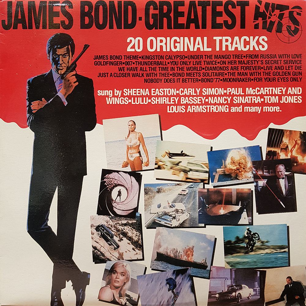 James Bond Greatest Hits